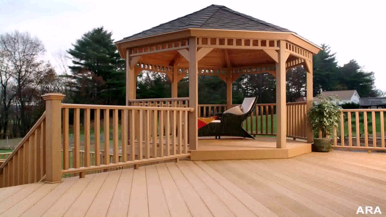 Design Your Own Outdoor Deck