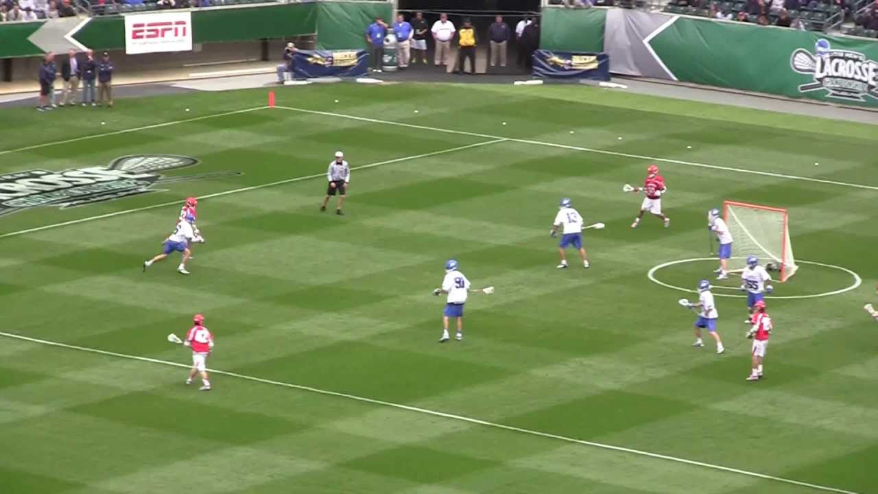 2013 Duke vs Cornell NCAA Semifinal Complete Game Lacrosse Highlights - YouTube