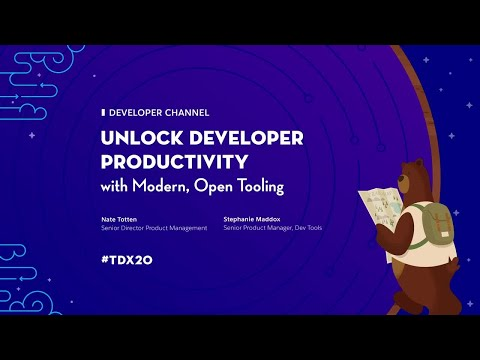 Unlock Developer Productivity With Modern, Open Tooling