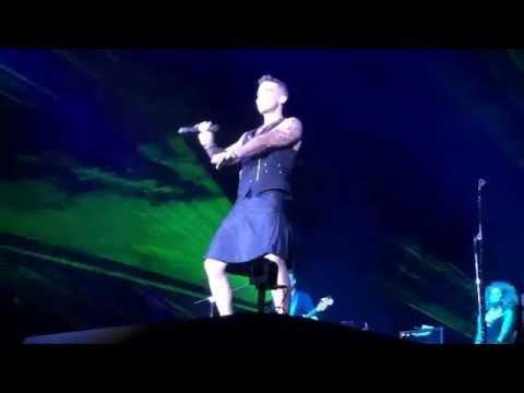 Robbie Williams - Feel, HD Tbilisi, Georgia May 27, 2016
