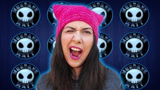 Pussy Hats banned from Women's March for being transphobic