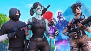 Their trickshots were so good that we had to recruit them..
