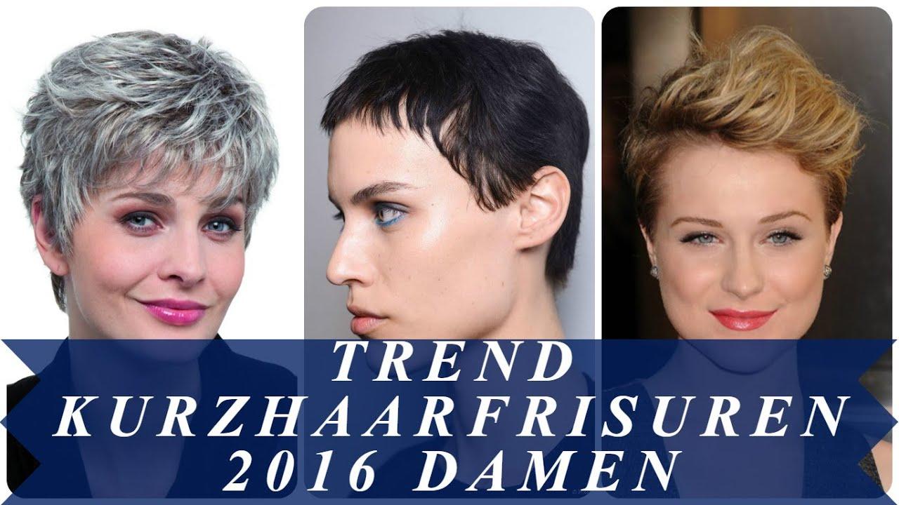 Trendfrisur 2016 frauen