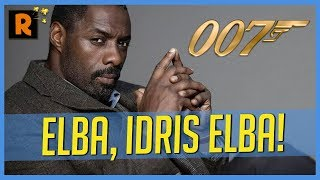 IDRIS ELBA VAI SER O NOVO JAMES BOND? #RSM