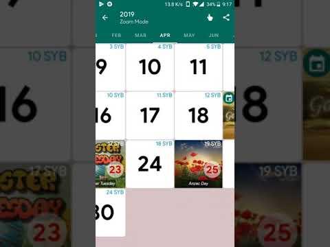 Australia Hijri Calendar - Apps on Google Play