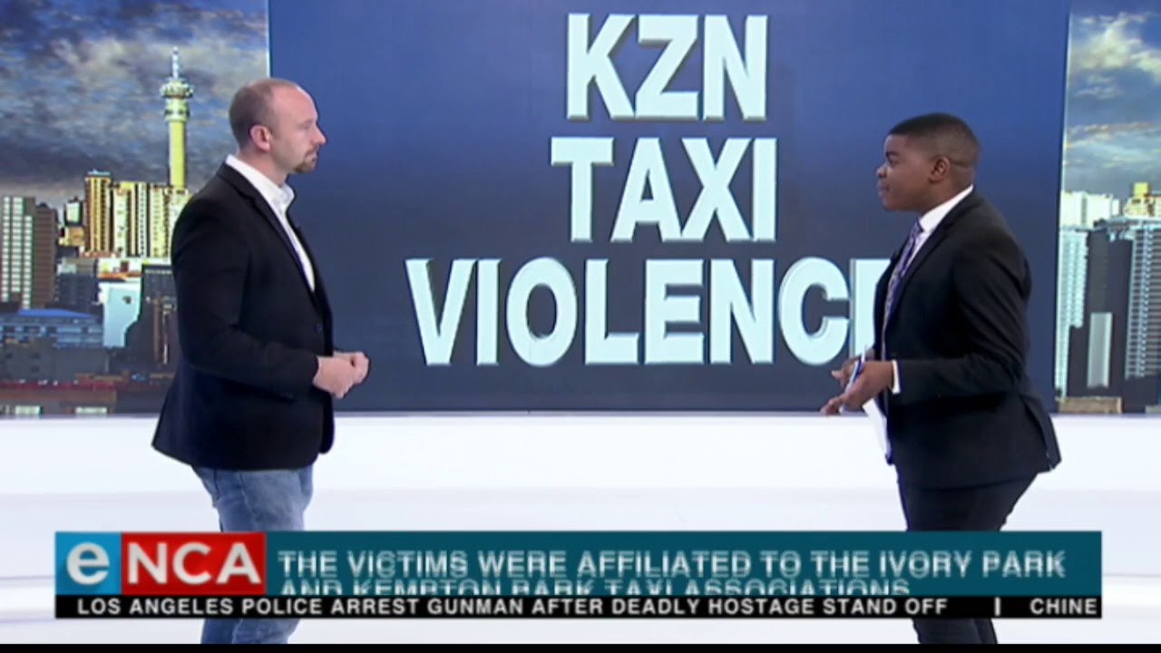 More information comes to light after fatal KwaZulu Natal taxi shooting.