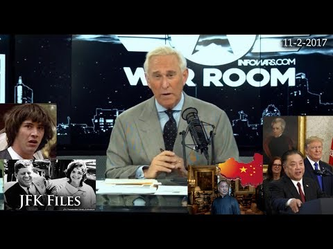Roger Stone Discusses Info in JFK Files, Trumps Upcoming trip to Asia,  Latest News Current Events