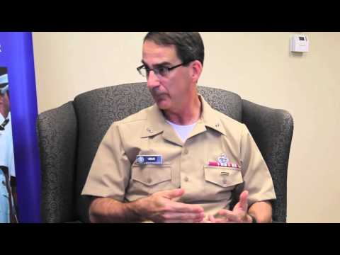 Kings Point Spotlight - RADM Helis