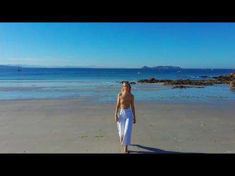 Paseando pola Praia de Balea (O Grove)