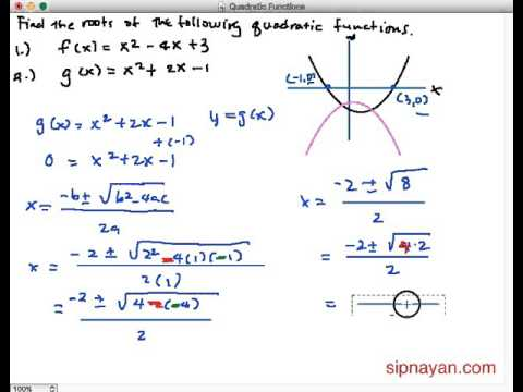 how to solve second root with polynomial