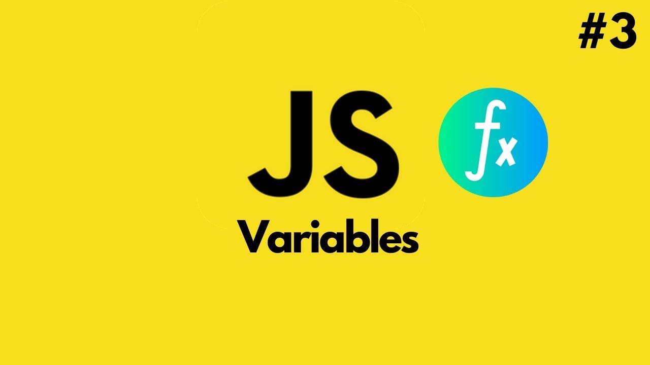 JavaScript Tutorial for Beginners | JavaScript Variables explained (#3)