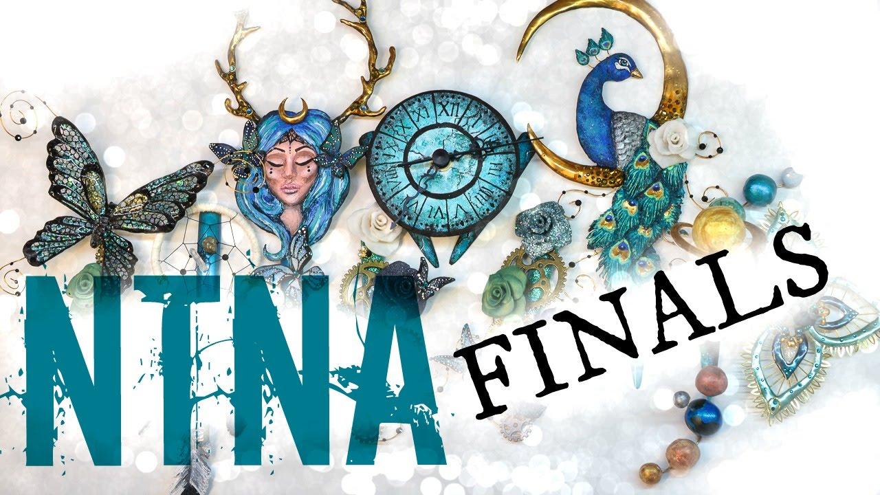 NTNA | NAILS Next Top Nail Artist - Challenge 11 - Part 2 - CND ...
