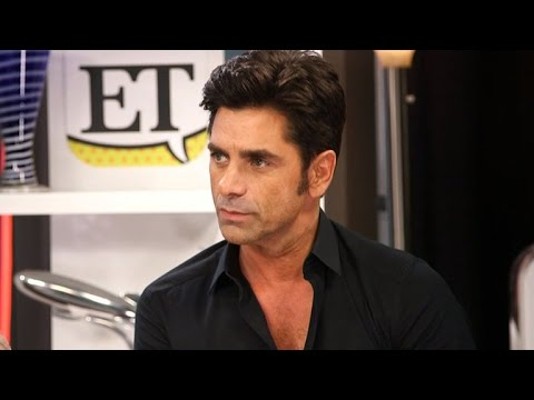 EXCLUSIVE: John Stamos Jokes About Joining