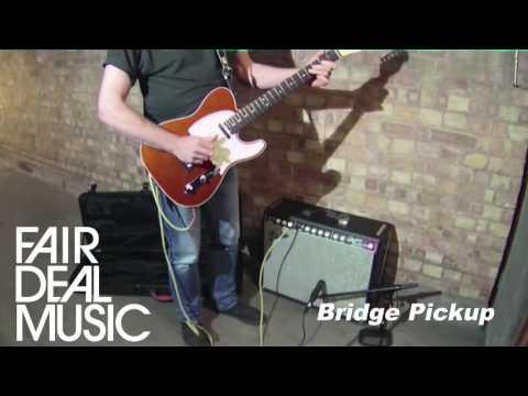 Fender American Elite Telecaster Demo @ Fair Deal Music