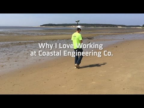 Why I Love Working at Coastal Engineering Co.