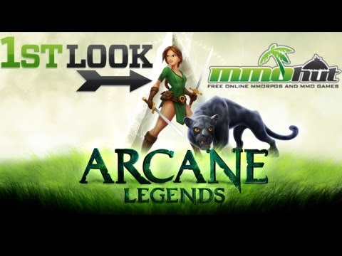 Arcane Legends - First Look