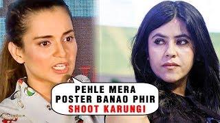 After Manikarnika Controversy, Kangana Ranaut Throws TANTRUMS For Mental Hai Kya