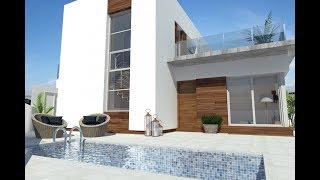 Stunning new build villas in Daya Vieja, Costa Blanca, Spain
