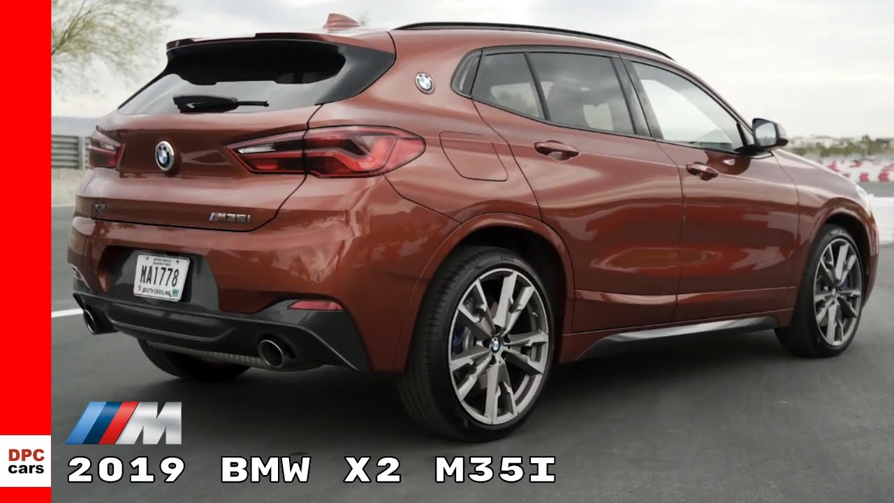 2019 BMW X2 M35i Detailed Walk Around