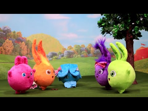 Cartoons For Children | SUNNY BUNNIES TOYPLAY - How To Make A Friend Laugh | Cartoons For Children