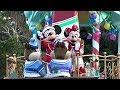 TDLディズニー・クリスマス・ストーリーズ (4K) 15:40 カントリベア脇 11/10