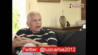 Jorge Kajuru entrevista Emerson Leão
