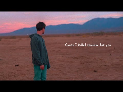 Alec Benjamin - If I Killed Someone For You Lyric
