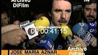 DiFilm - José María Aznar forma Gobierno (1996)