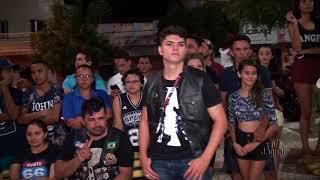 Alto Santo: Tarcilio Jefferson Sec. de Cultura relatando as ações de abertura da semana do município