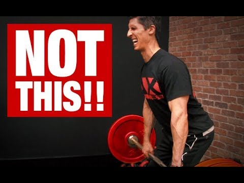 This Exercise CAUSES Hernias (IT'S VERY POPULAR!)