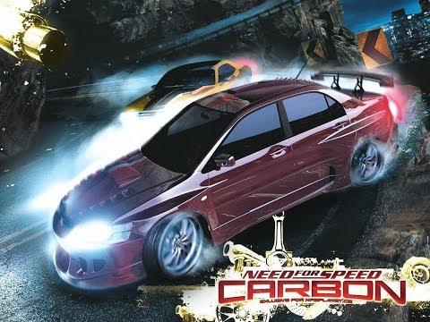 need for speed carbon เเข่งรถอย่างมัน