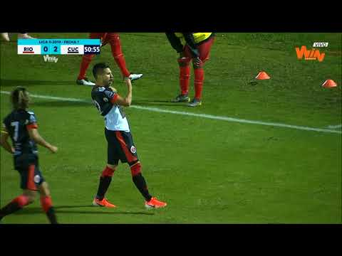 Rionegro vs. Cúcuta (1-3) | Liga Aguila 2019-II | Fecha 1