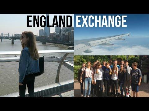my school trip to England
