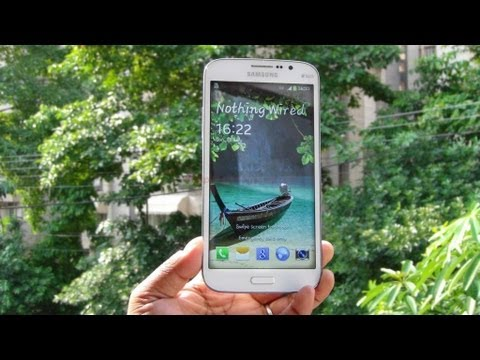 Samsung Galaxy Mega 5.8 Review: Unboxing, Hands-on and Performance HD