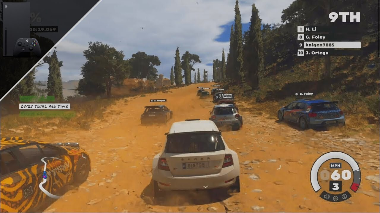 Dirt 5 Xbox Series X Gameplay [4k 60fps]