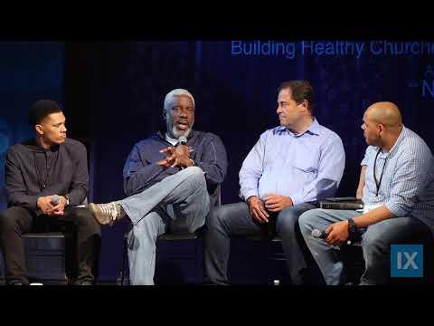Panel #3 - Trip Lee, Thabiti Anyabwile, Mark Dever and Brian Davis   First Five Years 2017