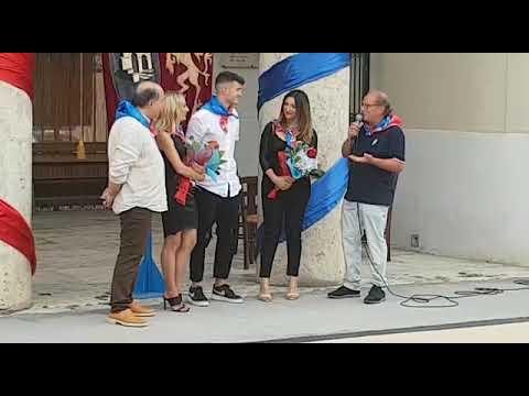 Quintana Ascoli Sestiere Porta Romana Le Dame Del 2019