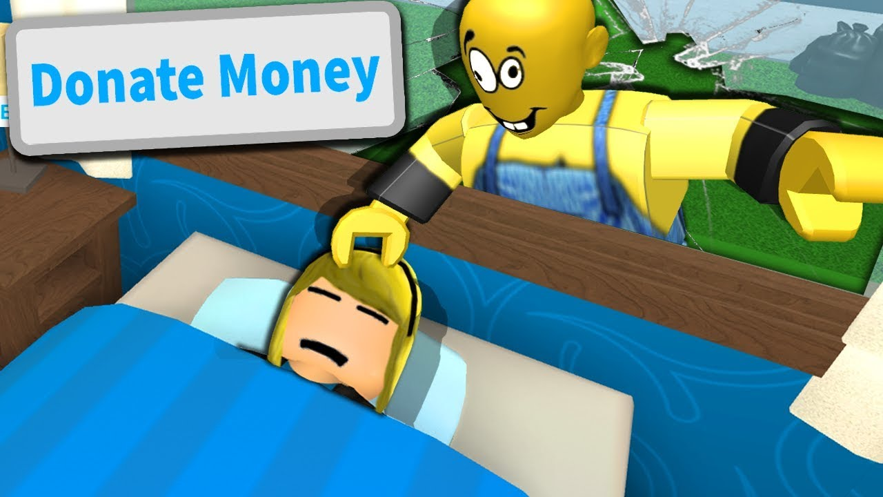 Bloxburg Noob Lets Me Pay Him To Be An Assassin Youtube