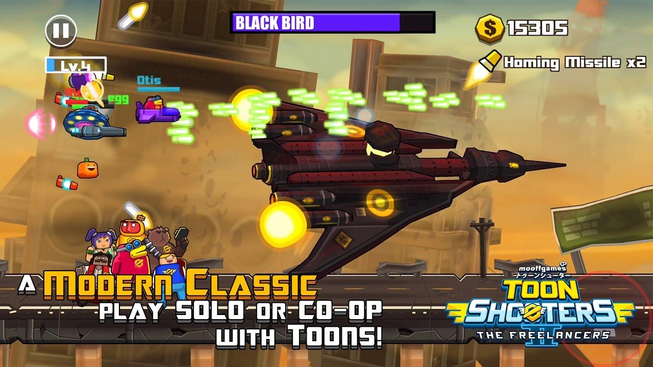 Toon shooters 2 freelancers mod apk