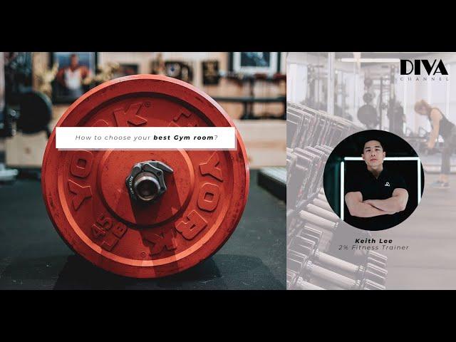 Let's get start!如何挑選適合自己的健身室?大規模還是小規模好?健身器械配套愈多愈好?