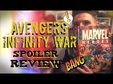 Avengers : Infinity War Movie Review | SPOILER VIDEO |