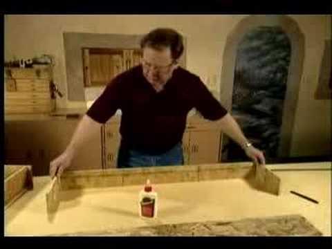 Upholstery DIY - Episode 2 Designer Cornice Boards