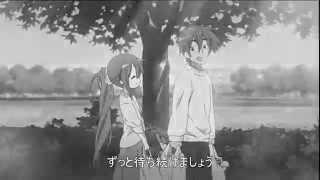 """らき☆すたのキャラクターソング 11、 泉かなた(島本須美)が歌っている""""..."""