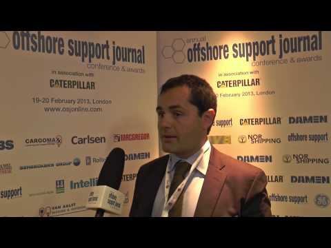 Interview with Alessandro Ciocchi at the OSJ Conference 2013