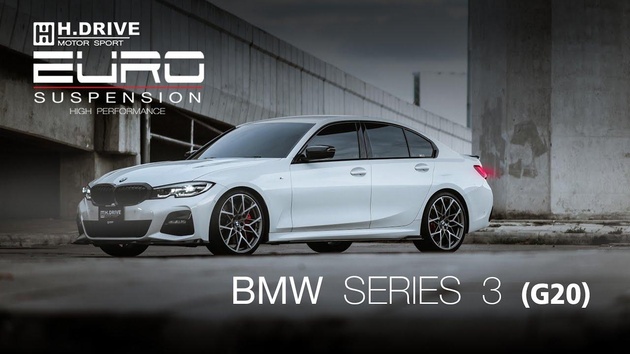 BMW Series 3 (G20) H.Drive Euro Suspension