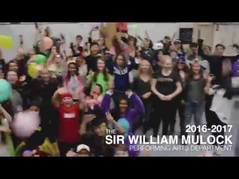 2016-2017 Sir William Mulock Secondary School Performing Arts Lipdub - Sing
