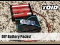 How To Make A 12v Portable Battery Pack - DIY