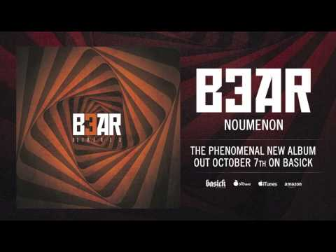 BEAR - The Human Thing (Official HD Audio - Basick Records)