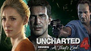 Encerrado | Uncharted 4: A Thief's End | Capítulo 2 en Español del Videojuego (Ps4) | Jomanplay