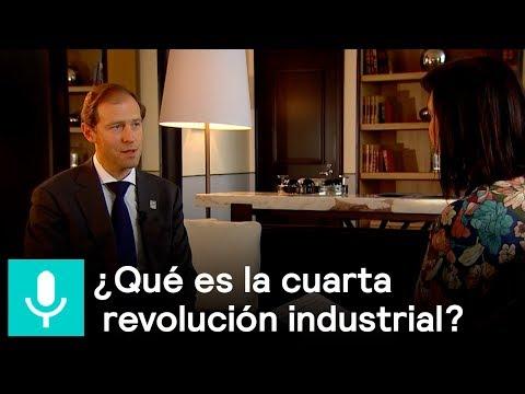 """México Y Rusia, Posibles Socios De """"la Cuarta Revolución Industrial"""""""